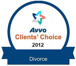Avvo Clients' Choice - Divorce, 2012 | Diana L. Martinez