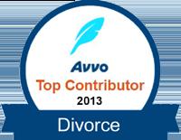 Avvo Top Contributor - Divorce, 2013 | Diana L. Martinez